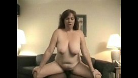 Milf taking black cock...
