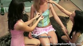Young Sex Parties - Three...