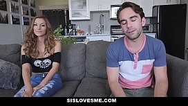 SisLovesMe - Hot Step-Sis...