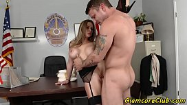 Bigtit ps fucked in the office preview
