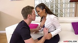 Busty latina wife got ass fucked by a y. russian guy - Francesca Le and Markus Dupree