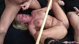 GERMAN BDSM - TEENY JACKY...
