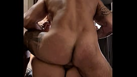 She is fucked and then fingers herself