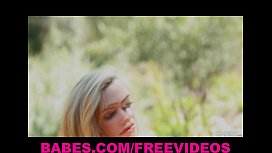 Sophia Knight strips and...