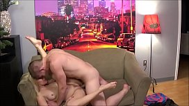 Mother &amp_ Daughter Seduce Son - Ashley Fire &amp_ Riley Reyes - Family Therapy