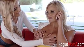 d. Gets Her Hands Dirty With Mom'_s Pussy- Bella Rose &amp_ Katy Jayne