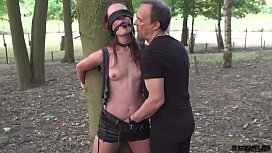 Mouth gag for submissive...