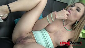 Lexy Star incredible double...