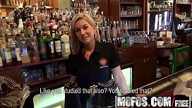 Public Pick Ups - Barmaid...