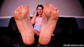 BP183-Dirty Feet Humiliation...