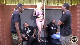Alice Frost Interracial Gangbang...