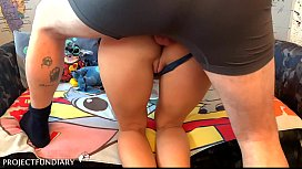 daddy shows me dick ride and anal fuck - projectsexdiary