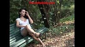 id 9642456: My wife exhibitionist in park