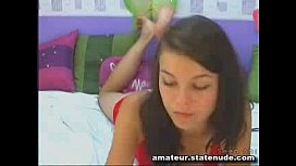 Very Beautiful Brunette on Cam
