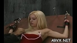 Frisky floosy is spreading her wet quim and ass
