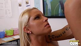 Small titted Vanessa Cage...