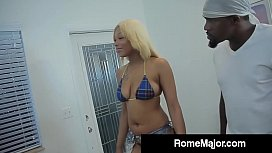 Ebony Babe Destiny Dream...