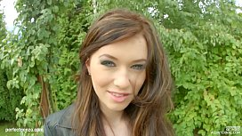 Misha Cross gets messy...