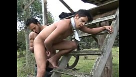 Latino guys bareback tight...