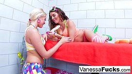 Vanessa Cage And Dani...