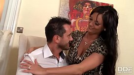 Gorgeous Milf Secretary Devours...