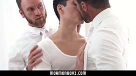 MormonBoyz- Submissive Boy Fucks...