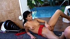 Epic 69 for a Crazy Blond! Rocco Siffredi Ass Destroyer!