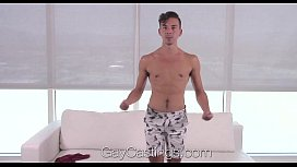 GayCastings - Enrique Stone Fucked...