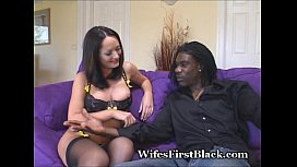 Wifes First Black...