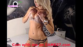 Blonde Super Hot Camgirl...