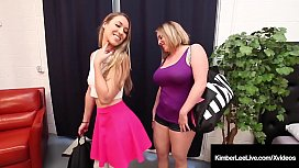 Crazy Pussy 3Some With Kimber Lee, Sara Jay &amp_ Maggie Green!