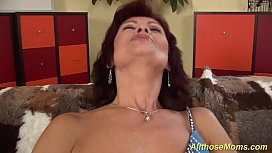 Hairy moms real orgasm...