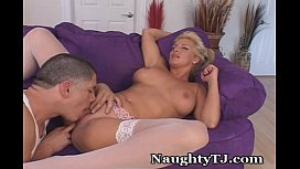 Naughty TJ Unleashes Huge...