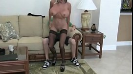 Seducing the paperboy for my CUCKOLD husband