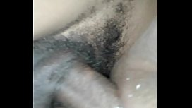 Black Cock and Mexican Pussy