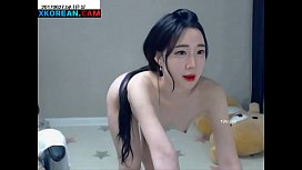 Beautiful korean girl with...