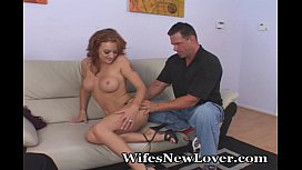 Hubby Jerks Off Watching...