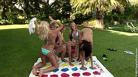 Twister Orgy by Sapphic...