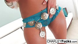 Charley Chase strips off...