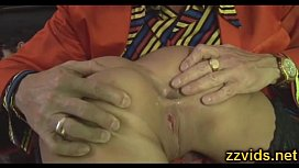 Black Angelica anal