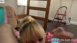 Kenzie Reeves Gives Step-Dad The Best Fuck Of His Life!