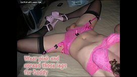 Sissy Captions Compilation w...