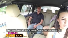 Female Fake Taxi Expert...