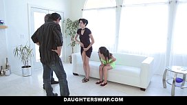 DaughterSwap - Hot Naive teens...
