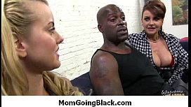 Black monster cock in my mommys pussy 8