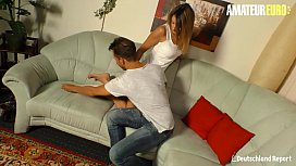 AMATEUR EURO - #Liss Longlegs - Hot German Mature Woman Is In For A Hot Afternoon