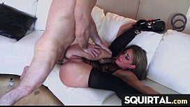 Long Fuck a Girl and she cum Intensly - Orgasms 30