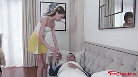 My Grand-Father's Dying Wish Is To Fuck Me- Zoe Sparks