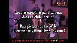 Spy cam french private...