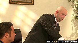 Brazzers - Big Tits at Work -  Interoffice Intercourse scene starring Monique Alexander & Danny porn vid